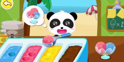 Baby Panda's Summer Vacation | Kids Learn Seasons | Autumn, Winter, Spring, Summer | BabyBus Game