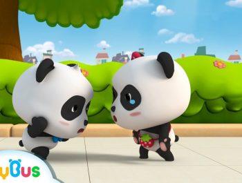 Baby Panda Lost Miumiu's Thing |  Baby Panda Collects Waste | Magical Chinese Characters | BabyBus