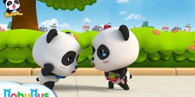Baby Panda Lost Miumiu's Thing    Baby Panda Collects Waste   Magical Chinese Characters   BabyBus