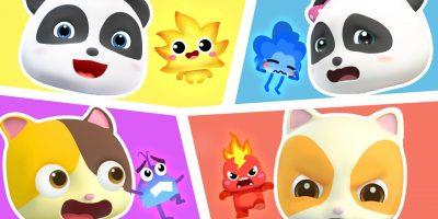 My Feelings Song | for kids | Nursery Rhymes | Kids Songs | BabyBus