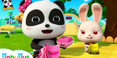 Baby Panda's Spring Picnic | Sharing Song for Kids | BabyBus Toys, Cooking Pretend Play | BabyBus