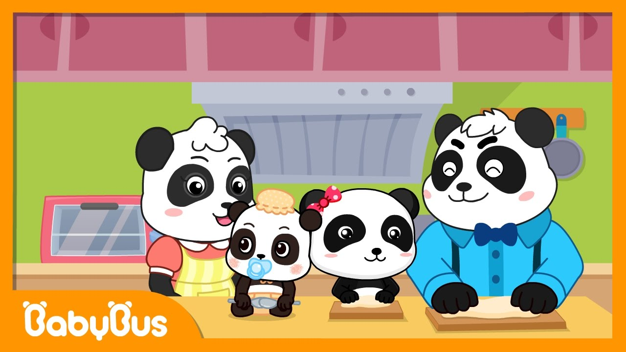 ❤ Pat A Cake | Nursery Rhymes | Kids Songs | Baby Songs | Kids Cartoon | BabyBus