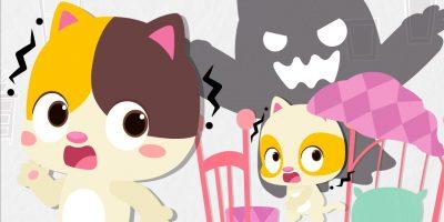 It's Not A Monster   Baby Kitten Heroes   Nursery Rhymes   Kids Songs   Baby Cartoon   BabyBus