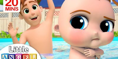 No No Swimming Song   +More Kids Songs & Nursery Rhymes Little Angel