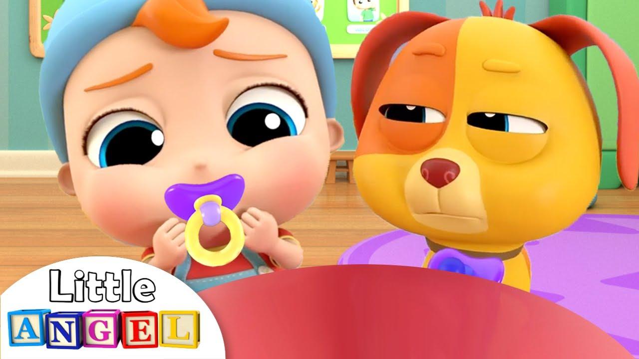 Where's Baby John's Suzie | Nursery Rhyme and Kids Song Little Angel