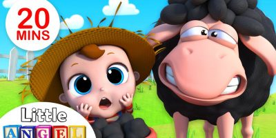 Baa Baa Black Sheep | +More Nursery Rhymes & Kids Songs by Little Angel