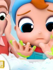 Wash Your Hands   Healthy Habits   Little Angel Kids Songs & Nursery Rhymes