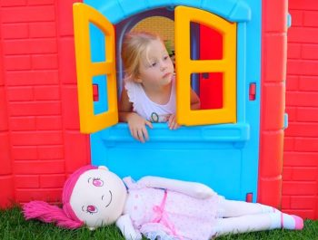 Funny videos with toys from Stacy