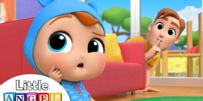 Peekaboo, I Found You! | +More Nursery Rhymes and Kids Songs by Little Angel