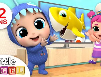 Baby Shark Dance, Doo Doo! | Baby Shark Song by Little Angel