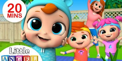 Head, Shoulders, Knees and Toes   Johny Johny Yes Papa +More Nursery Rhymes by Little Angel