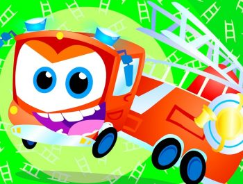 Fire Truck! Special Song for Kids, Babies and Toddlers | Kids Songs | by Little Angel