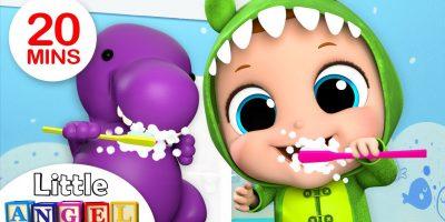 Yes Yes Bedtime Song | Nursery Rhymes & Kids Songs Little Angel