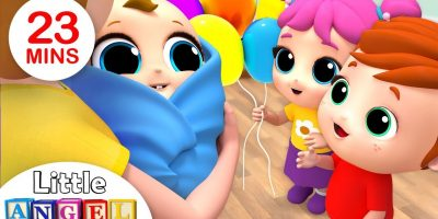 Welcome Home, Baby Brother!   Nursery Rhymes by Little Angel