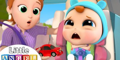 Are we there yet? | No No Seatbelt & More Nursery Rhymes by Little Angel
