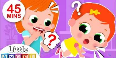 What's That Sound? | Princess Songs, Humpty Dumpty, My Little Pony & more Kids Songs by Little Angel