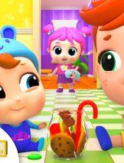Johny Johny Yes Papa (Baby Version) | Little Angel Nursery Rhymes & Kids Songs
