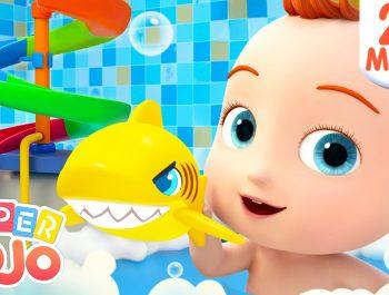 Number Song | Learn Numbers with Toys | + More Nursery Rhymes & Kids Songs – Super JoJo