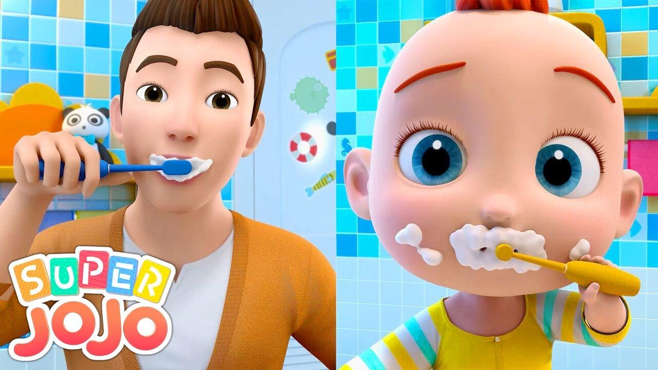 Big and Small Song | Super JoJo Nursery Rhymes & Kids Songs