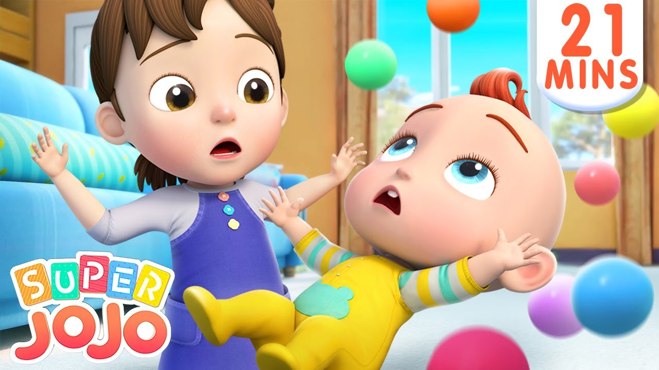 Yes Yes Clean Up Song | Tidy Up Song + More Nursery Rhymes & Kids Songs – Super JoJo