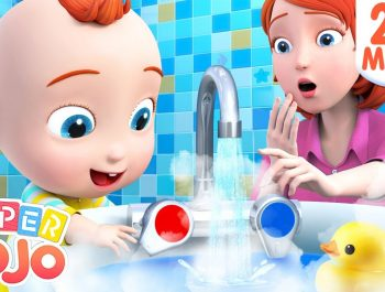 """""""No No"""" Touch Hot Water Song 