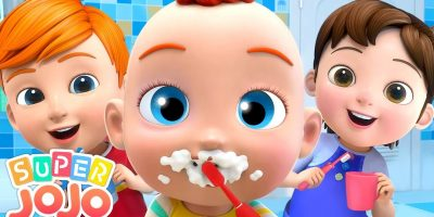 This Is the Way | Super JoJo Nursery Rhymes & Kids Songs