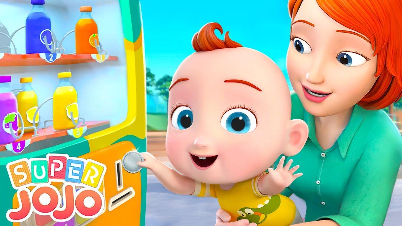 Juice Song | Learn Colors, Numbers and Fruits + More Nursery Rhymes & Kids Songs – Super JoJo