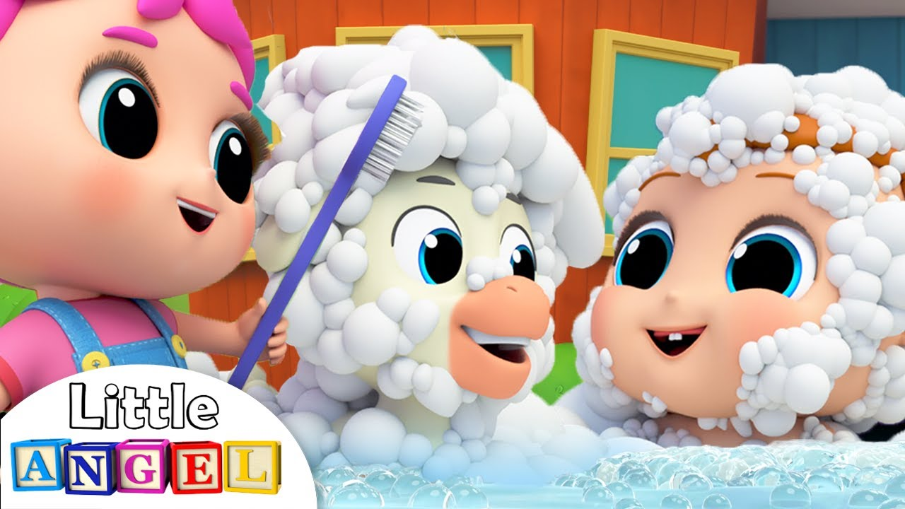 Mary Had a Little Lamb | +More Nursery Rhymes & Kids Songs by Little Angel