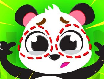 Where Are My Spots? 🔴  Help Baby Panda Ling Ling Find His Spots! by Little Angel