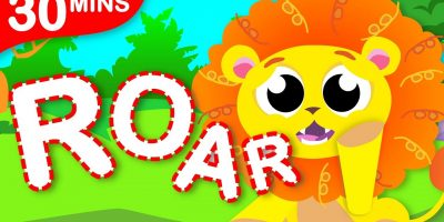 Where Is My Roar?   Jungle Animals Songs   Where are my Sripes and + Fun Songs by Little Angel