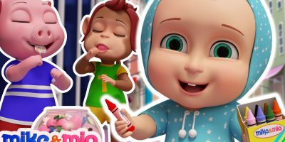 🌈 The Colors Song | Baby Learn to Color | Nursery Rhymes for Kids