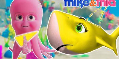 Baby Shark Lost His Fin | Baby Shark Doo Doo | Where is my Fin ?