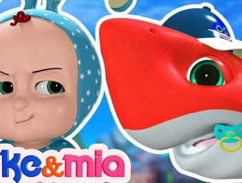 Baby Shark Doo Doo Doo | Baby Shark Dance | Nursery Rhymes and Kids Song