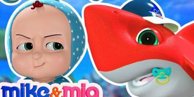 Baby Shark Doo Doo Doo   Baby Shark Dance   Nursery Rhymes and Kids Song