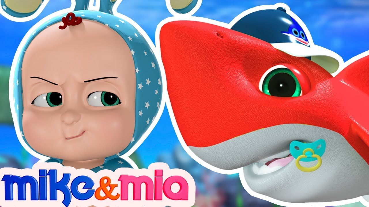 Baby Shark Doo Doo Doo | Baby Shark Dance | Nursery Rhymes and Kids Song