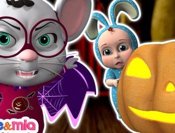 👻 It's Halloween Night   Halloween Songs for Children   Fun Halloween Rhymes 👻