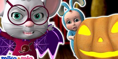 👻 It's Halloween Night | Halloween Songs for Children | Fun Halloween Rhymes 👻