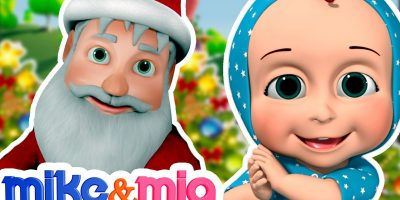 Jingle Bells   Christmas Songs   Nursery Rhymes Playlist for Children   Kids Songs by Mike and Mia