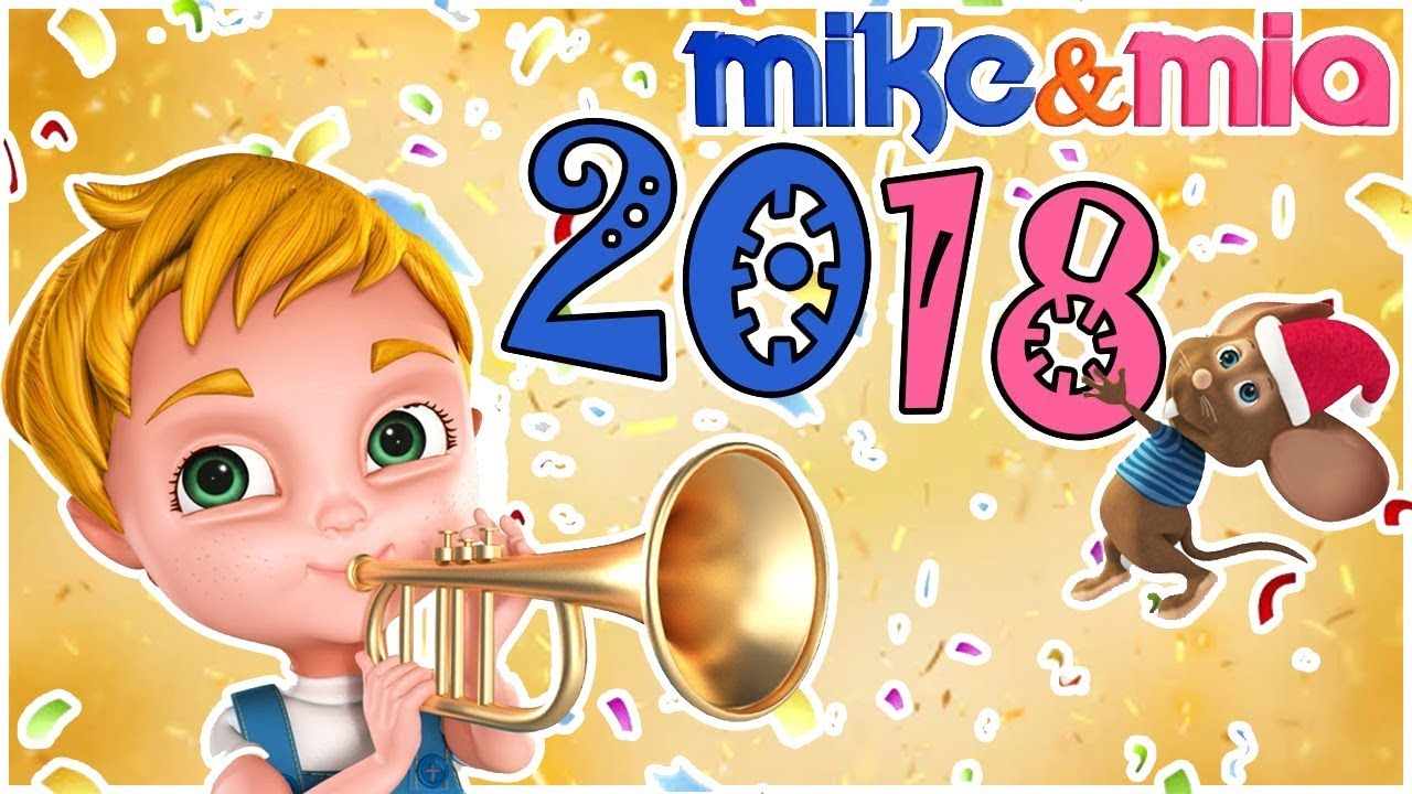 Happy New Year Songs For Kids 2020 | Happy New Year Songs For Children | Dancing Songs for Kids
