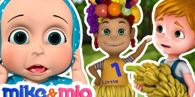 Apples and Bananas Song   Nursery Rhymes Collection and Baby Songs   Kids Songs by Mike and Mia