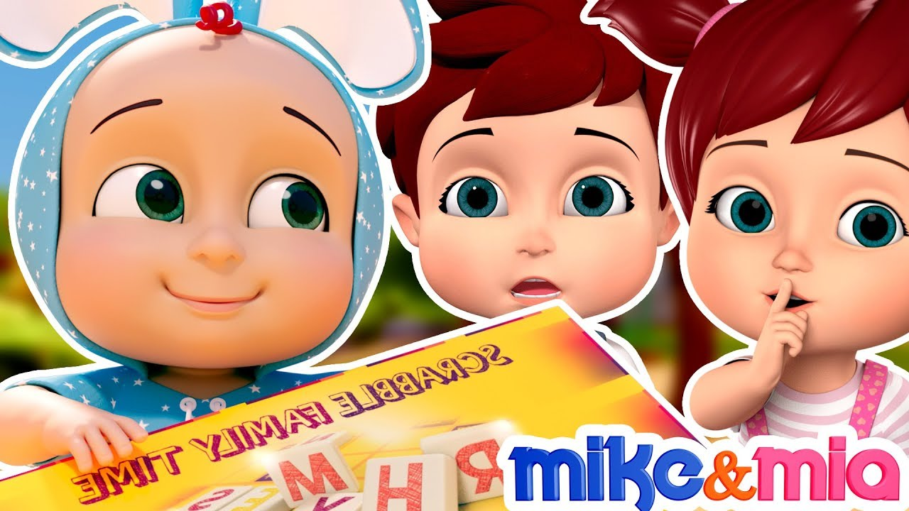 Finger Family Song | +More Nursery Rhymes & Kids Songs – Mike and Mia