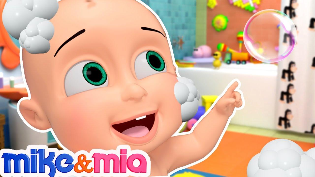 Baby Bath Time | Bath Song | Nursery Rhymes and Kids Songs