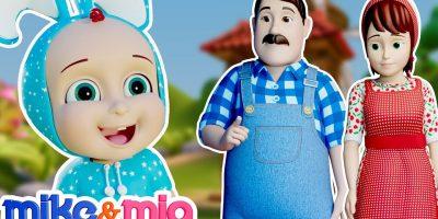 Johny Johny Yes Papa | Nursery Rhymes for Babies