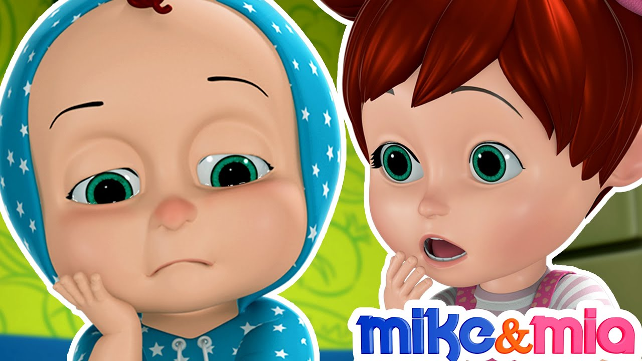 Baby is Sick | Sick Song | Videos for Babies