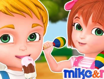 One Two Buckle My Shoe | Nursery Rhymes Playlist for Children | Kids Songs Collection by Mike & Mia