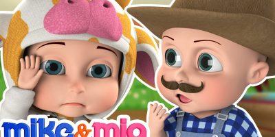 Farmer Brown's Cow   Nursery Rhymes and Baby Songs