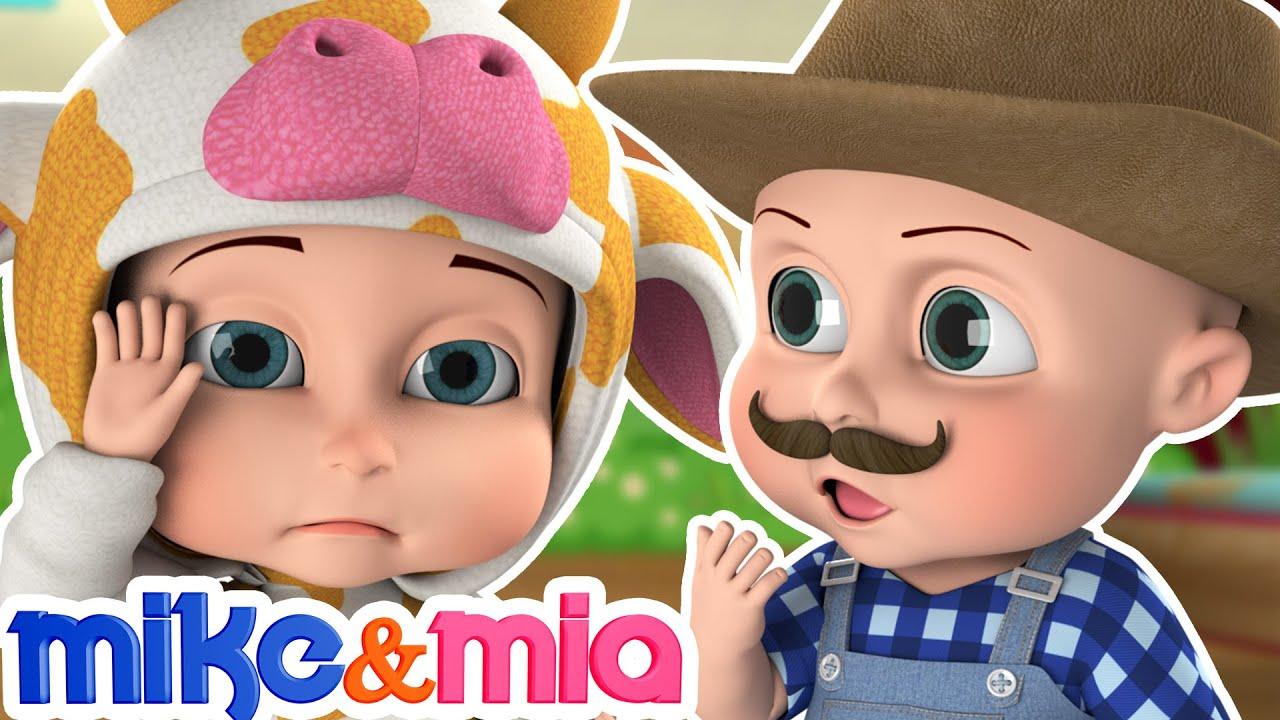 Farmer Brown's Cow | Nursery Rhymes and Baby Songs