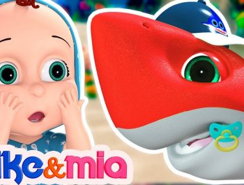Baby Shark Doo Doo | Baby Shark Songs and Nursery Rhymes for Kids