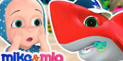 Baby Shark Doo Doo | Baby Shark Songs and Nursery Rhymes for Kids