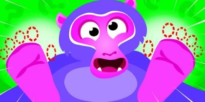 Where Are My Baboon Toes? Can You Help Me Find My Toes! Silly Baboon! by Little Angel